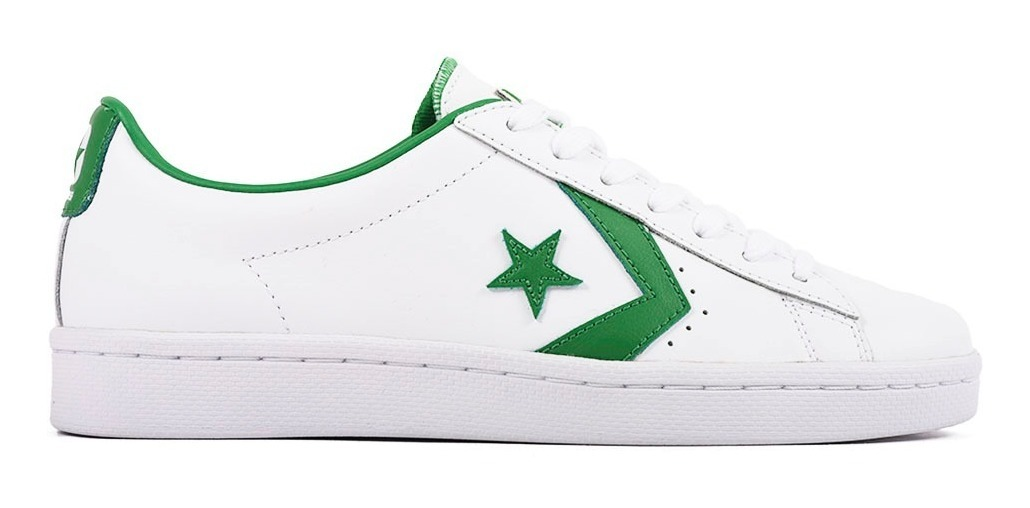 converse hombre leather