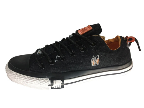 zapatillas converse hombres negras