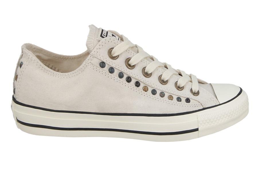 94aa645719a zapatillas converse lona tachas beige 551570c. Cargando zoom.
