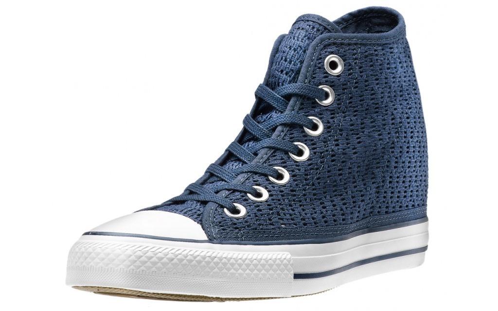 Zapatillas Converse Mid Lux All Star !! Taco Escondido !! -   2.499 ... 9c01e8e75b702