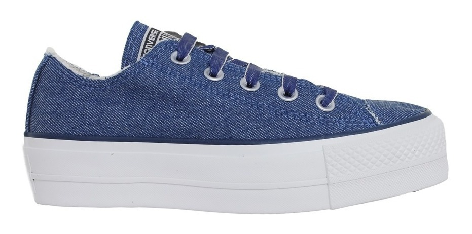 converse ox mujer