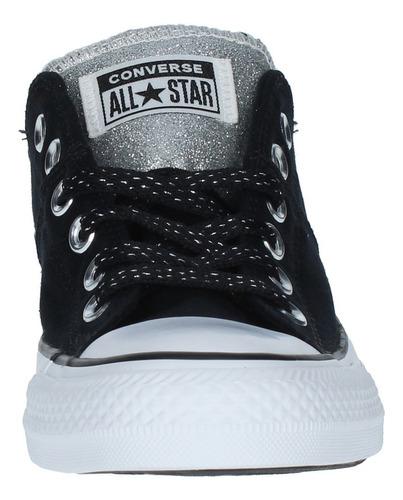 zapatillas converse mujer chuck taylor all star madison negr