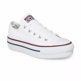 zapatillas converse de mujer blancas