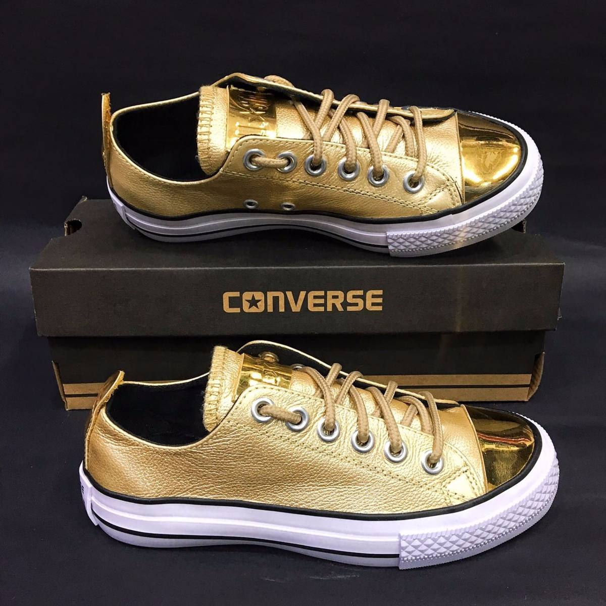 converse mujer silver