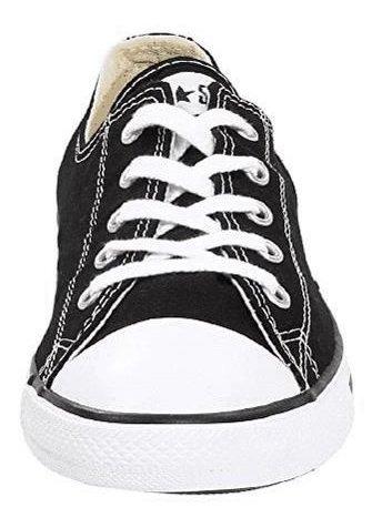 zapatillas converse negras para mujer