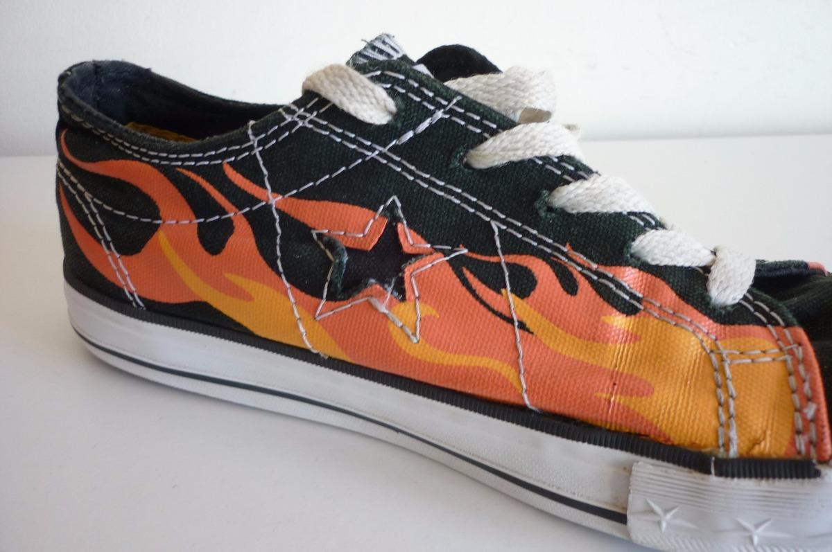 converse llamas zapatillas
