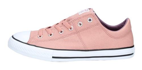 zapatillas converse niña chuck taylor all star madison rosa-