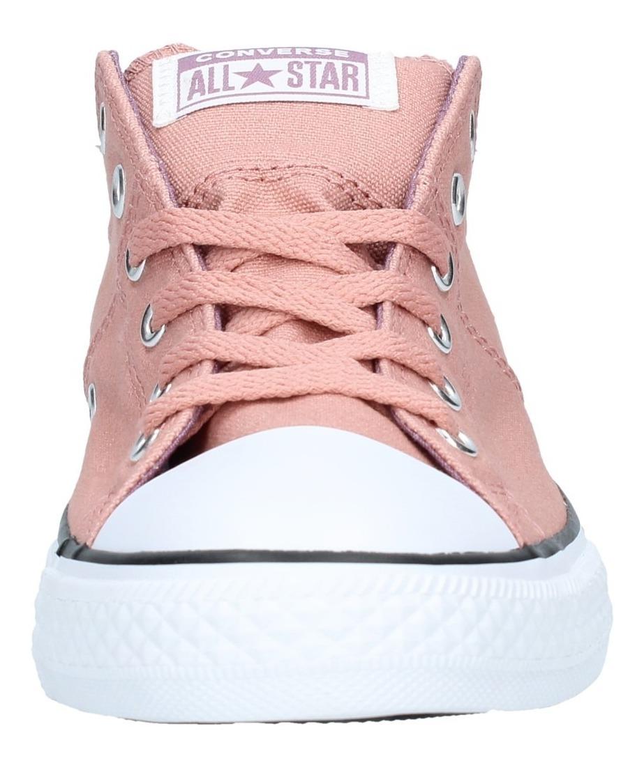 Zapatillas Converse Niña Chuck Taylor All Star Madison Rosa