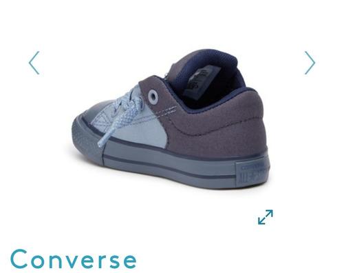 zapatillas converse niño 22