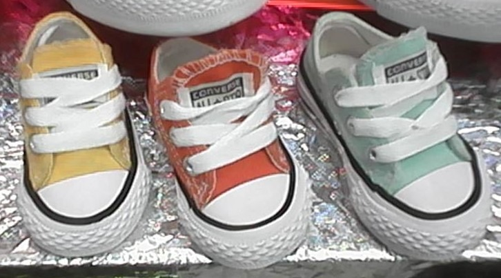 zapatillas converse de bebe