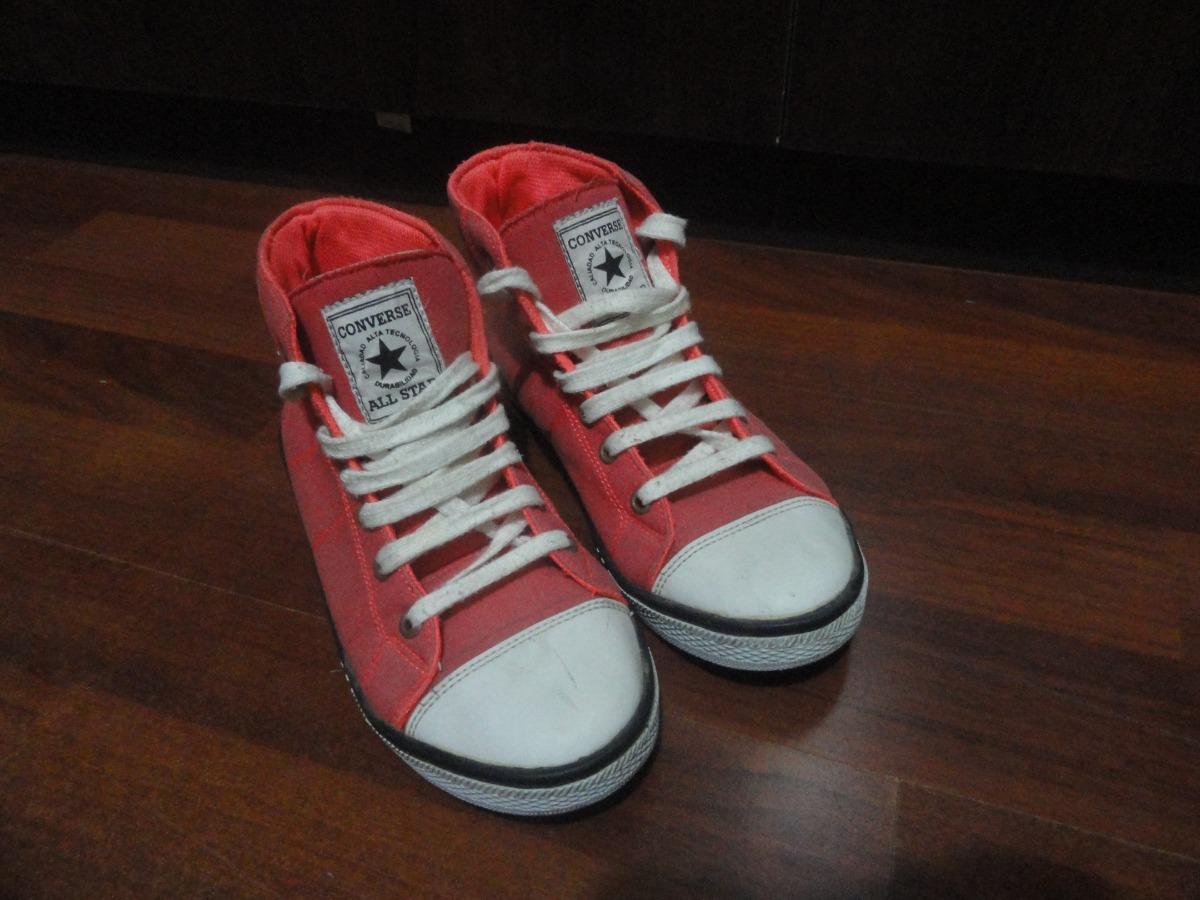 Zapatillas Converse Para Mujer Talla: 36 S 30,00