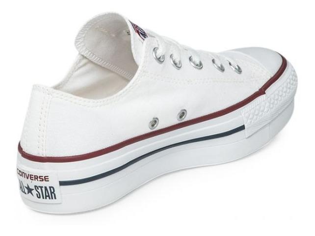 Zapatillas Converse Plataform 100% Originales Y Garantia !!