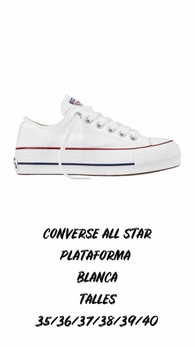 converse plataforma 35