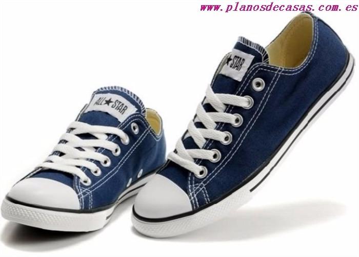 converse azul 42