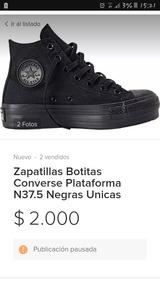 5a8820866 Converse Plataforma Botitas - Zapatillas Converse Botitas en Bs.As ...