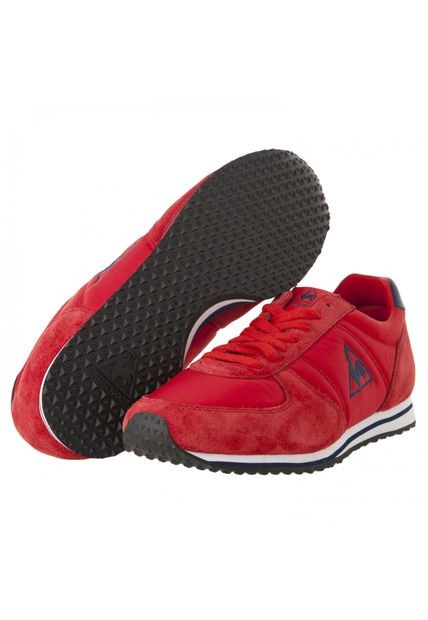 Le Coq Sportif Zapatillas Rojas
