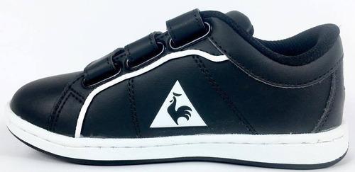 03de0b6d04608 zapatillas le coq sportif dallas negras niños niñas nuevo. Cargando zoom... zapatillas  coq sportif niños
