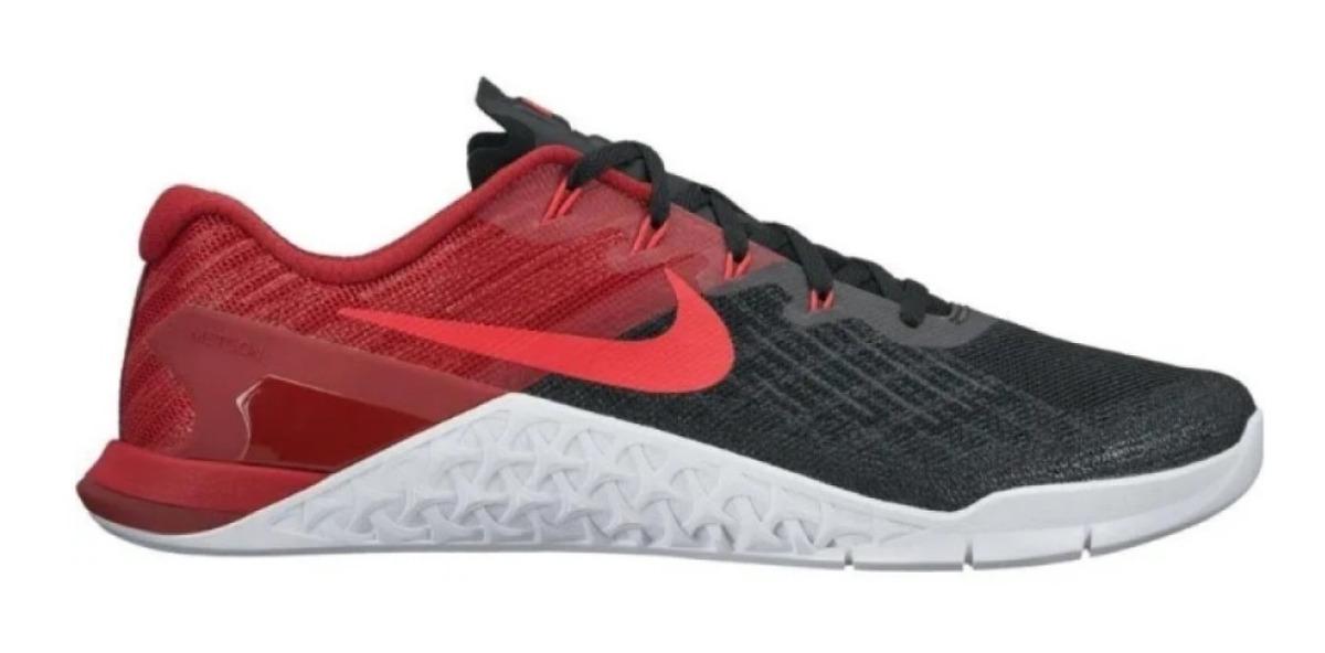 Zapatillas Negro Originales Rojo Blanco Crossfit Nike hdtCxBsQr