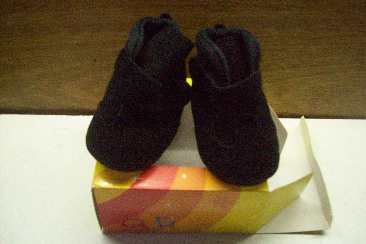 8584cd922bf zapatillas d bebe de jean negro para bebes menos de 1 año. Cargando zoom.