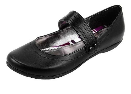 zapatillas dama perla negra color negro modelo 2000