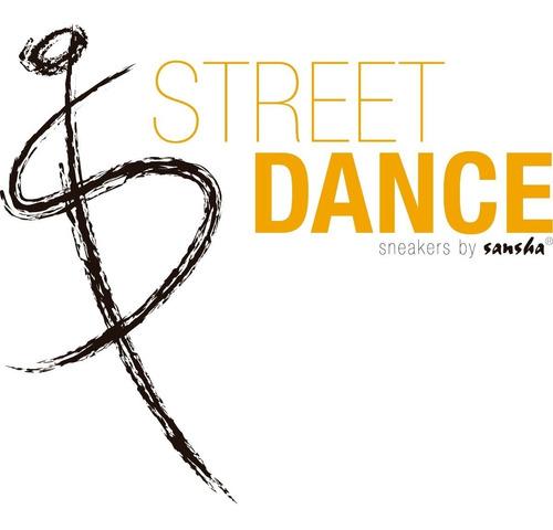 zapatillas danza baile jazz sansha hi step - originales