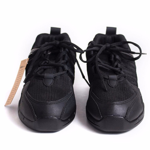 zapatillas danza baile jazz sansha tutto nero - originales