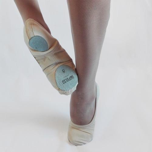 zapatillas danza media punta