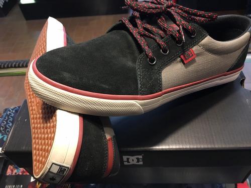 zapatillas dc council s olive/black todos los talles!!!!!