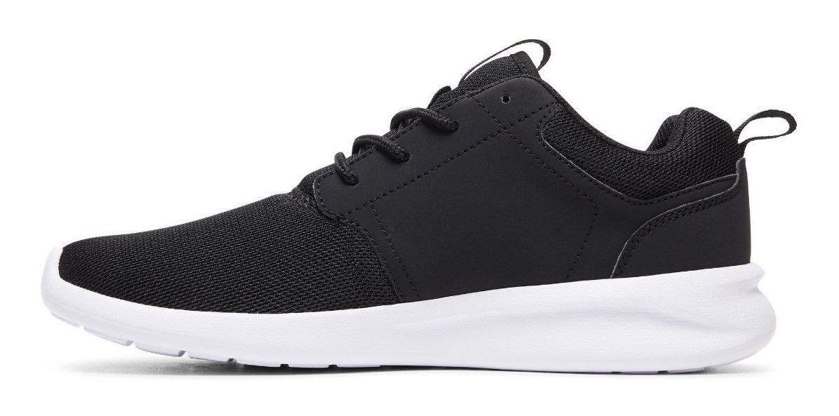 elegante en estilo gran descuento venta de bajo precio Zapatillas Dc Deportivas Midway Black /white.. Mujer
