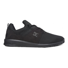 Zapatillas Dc Heathrow Full Black (3bk)