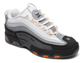 la mejor actitud ad999 db204 Zapatillas Dc Shoes Mod Legacy Og Negro Gris! Coleccion 2019