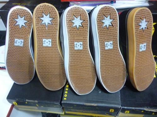 zapatillas dc urbanas, importadas de excelente calidad