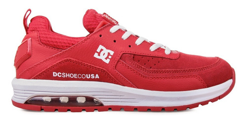 zapatillas dc vandium se mujer skate urbanas importadas