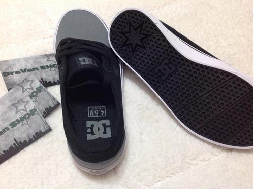 zapatillas dc  vans nuevo y original