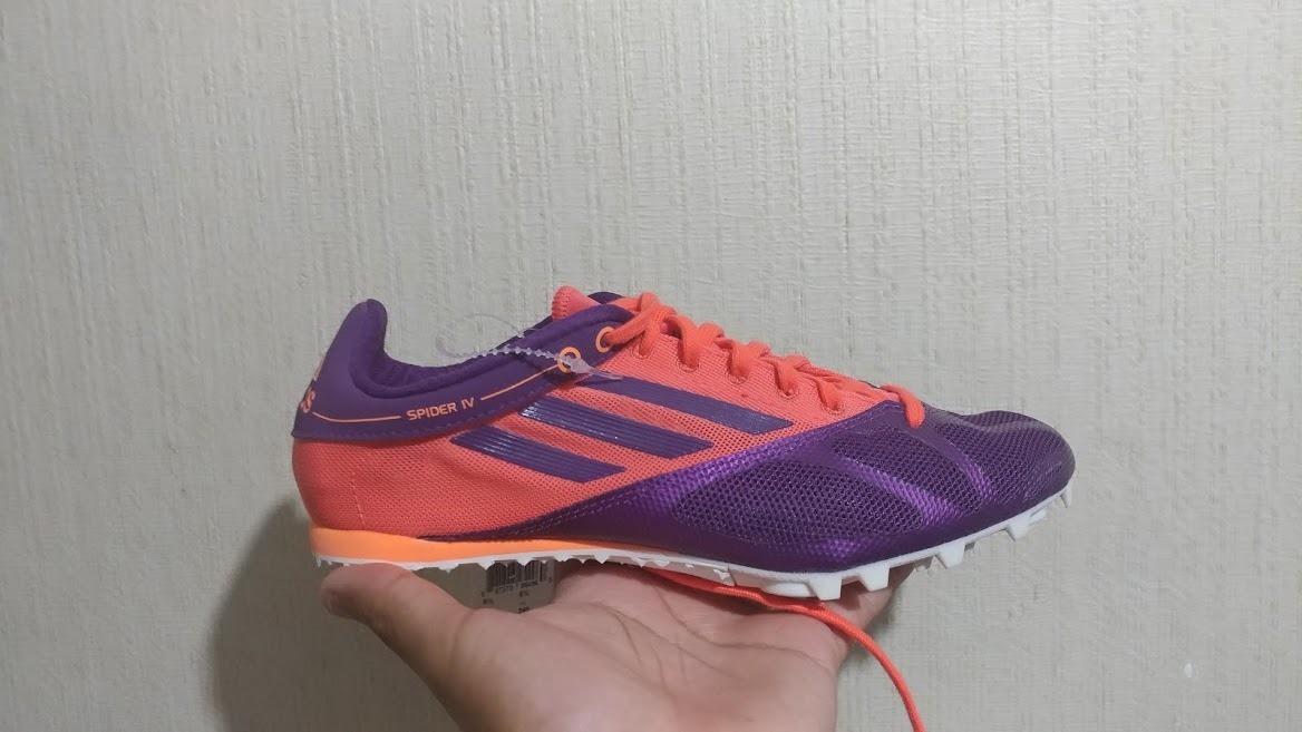 zapatillas atletismo con clavos adidas