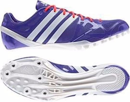 Rebaño Escupir A bordo  Zapatillas De Atletismo Con Clavos - adidas Velocidad - S/ 319,00 en  Mercado Libre