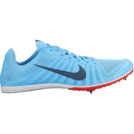 new concept dba73 47dda zapatillas de atletismo con clavos - nike zoom d distancia