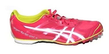 zapatillas clavos atletismo mujer asics