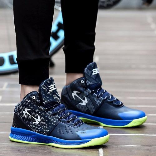 zapatillas de baloncesto - 43/44 - excelente calidad  remato