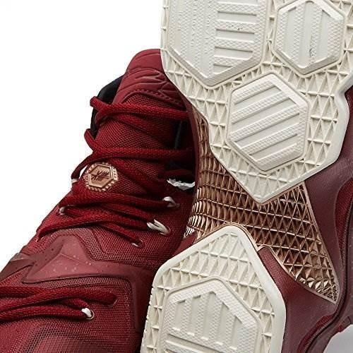 d5fa3613b7a51 Zapatillas De Baloncesto Nike Lebron Xiii Cavaliers 13 Team ...