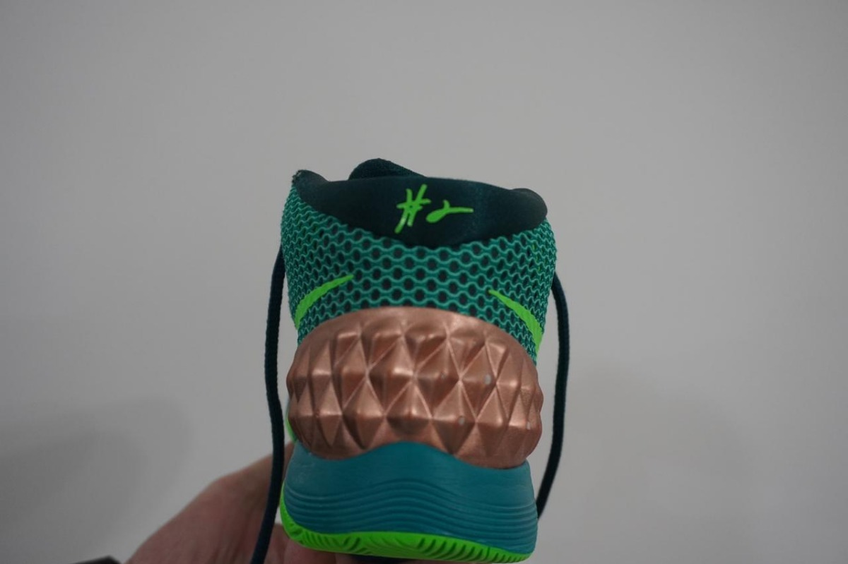 best cheap d473d 2056b zapatillas de basket - nike kyrie 1 australia green emerald. Cargando zoom.