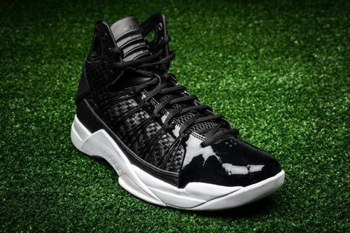 zapatillas de basketball nike hyperdunk lux negro original