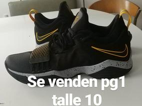 Zapatillas De Basque Nike Pg1 (paul George 1)