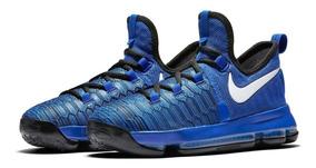 Zapatillas De Basquet Nike Kd 9 Kevin Durant Niño Mujer Eeuu