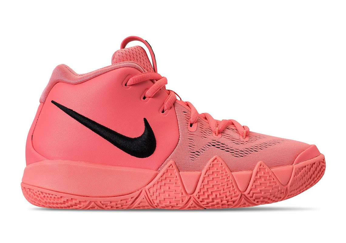 Típicamente bordado Ligeramente  kyrie 4 bajo rosado discount code for 9ea8d 53aa0