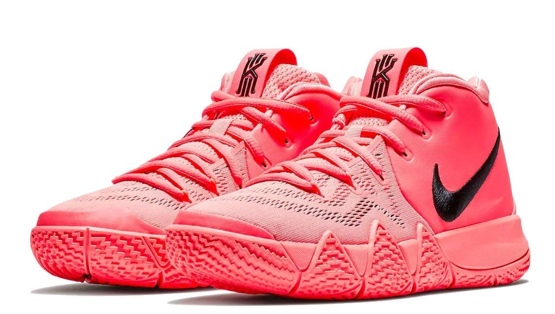 86a6c8f159d zapatillas de basquet nike kyrie 4 pink rosa niño mujer eeuu. Cargando zoom.