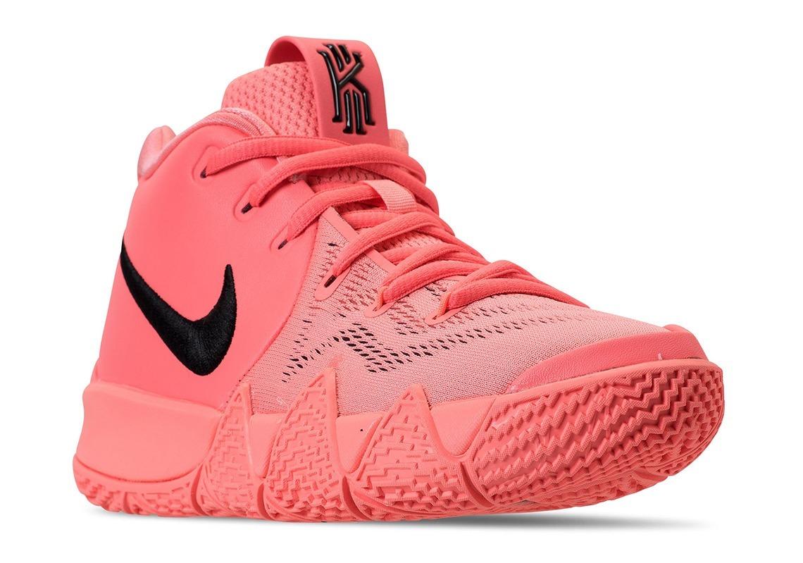 0bd14ce3078 netherlands zapatillas de basquet nike kyrie 4 pink rosa niño mujer eeuu.  cargando zoom.