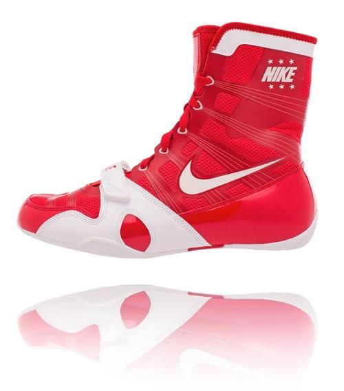 el más nuevo más barato zapatos genuinos botas de boxeo nike