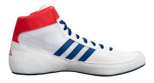 zapatillas de boxeo y lucha adidas hvc k