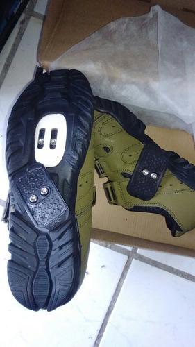 zapatillas de ciclismo montaña